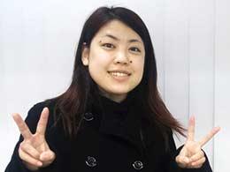 本科コース 青柳 友恵さん(本科コース8ヶ月)